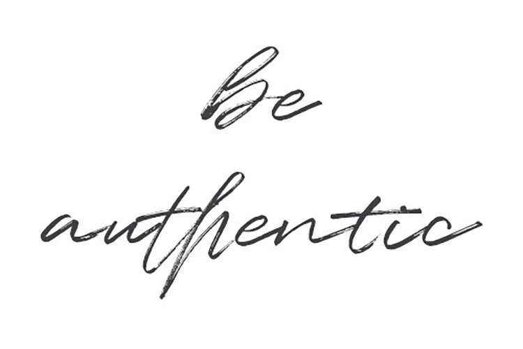 Blogging With Authenticity And Integrity