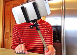Sometimes, you need a photographer, not a selfie stick